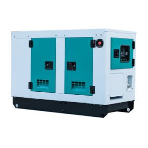 Yangdong 엔진을%s 가진 작은 디젤 엔진 발전기 침묵하는 유형 발전기 15kw