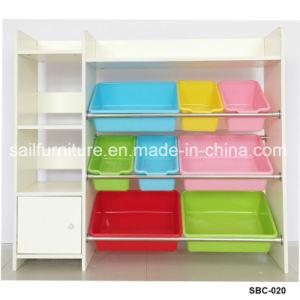 8 Bin Organizador de los niños en la habitación de los niños