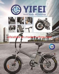 20*4.0 Gordura Dobrável Ebike Pneus 48V 500W Ebike Dobra gordura adulto de pneus de bicicletas eléctricas