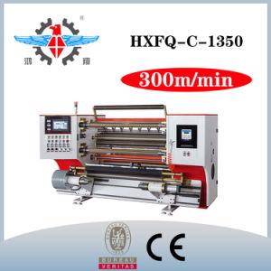 Machines d'impression Vest Sac Hongxiang Film Machine de découpe du film de la machine de refendage