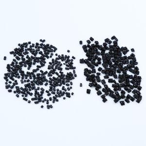 20% ~50% de alto carbono preto Masterbatch de conteúdo