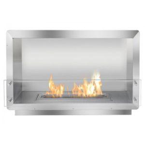 Cheminée bio éthanol Boîte avec Smart brûleur (EF-IB-39S1)