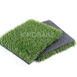 Jardín de césped artificial resistente al fuego de fútbol