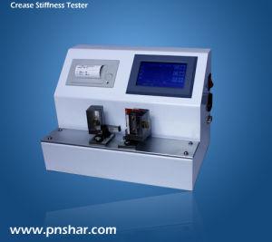 Pli en carton Testeur numérique de la rigidité de la rigidité pli d'équipement de test