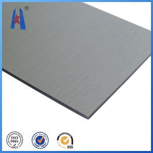 銀製アルミニウム合成のプラスチックパネルACPシート