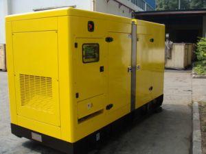 175kVA 400V Super tipo silencioso Motor Cummins diesel Powered Generator