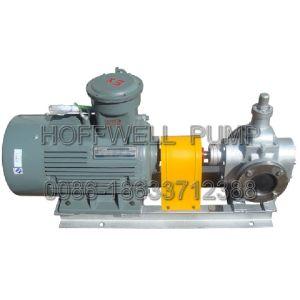 セリウム公認YCBのシリーズ円ギヤ油ポンプ