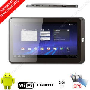 Capative de 10 pulgadas con Android 4.0 Tablet PC