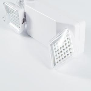 LED recargable luz de emergencia con 72 LED con certificado CE