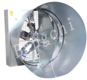Ventilatore anteriore del cono della farfalla del portello dell'otturatore