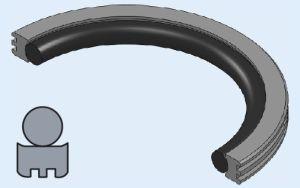 Joint haute pression rotatif (GRS)