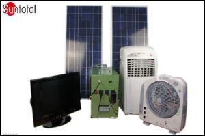 携帯用太陽キットシステム130W (STS130)