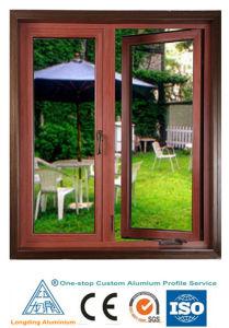 Profili di alluminio economizzatori d'energia di alta qualità di uso di Windows