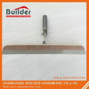 Ferramentas de auto-nivelamento lado Placer Placer concretas, mais suave de Aço Inoxidável