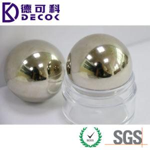 Gcr15, 100cr6, AISI52100 Chromstahl-Kugel für Präzisions-Peilung