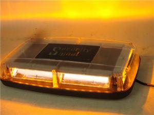 Bernsteinfarbige LED-Warnleuchte MiniLightbar (TBD898D-6j)