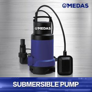 La pompe à eau submersibles de 350 watts avec rotor en plastique