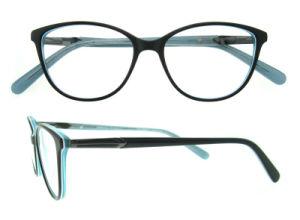 Frame van de Oogglazen van het Frame van Eyewear van de Acetaat van China het Optische In het groot