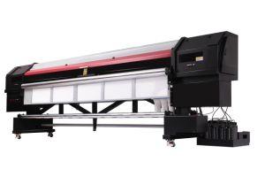 3,2 m/Impresora de inyección de tinta de impresora de gran formato/Impresoras/UV/2-8 equipos Ricoh Gen5 Jefes/ Dika&Xuli /recientemente actualizado más estable/