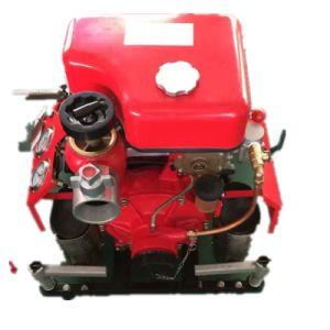 27HP Feuerlöschpumpe mit Honda-Motor