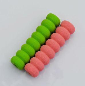 Schützender geformter Gummigriff