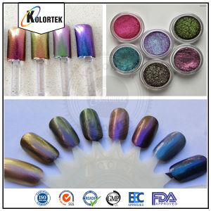 Het kosmetische Pigment van de Parel van de Kleur Veranderende, het Pigment van het Kameleon