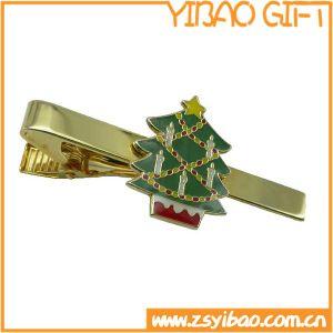 주문 도금 금속 Tieclip 보석 기념품 선물 (YB-HR-74)