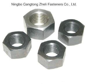 Écrous six-pans lourds de haute résistance de l'acier inoxydable GB6170