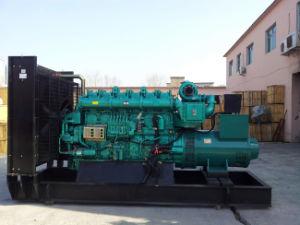 Kp550pn het Eerste 400kw Aardgas van de Goede Kwaliteit 500kw Genset