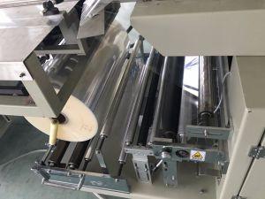 3-4工場価格のラインプラスチックPP PSペットコップのパッキング機械