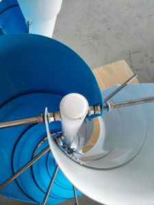 熱い販売400W AC 12V縦の螺線形の軸線の風力(SHJ-NEV400S)