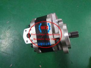 덤프 트럭 Hm250-2/Hm300-2를 위한 공장 직매 Komatsu 기어 펌프 705-95-01020