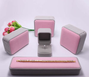 Personalizar la Caja de cartón Caja de regalo Papel de Embalaje Joyero