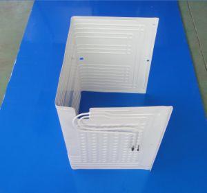 De Evaporator van de Band van het Broodje van het Aluminium van de Plaat van de koeling (zonnewaterverwarmer)