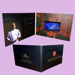 Video Card видео брошюры для поощрения