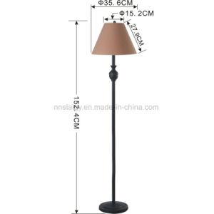 Decorar a luz de piso na poupança de energia lâmpada standard para o quarto