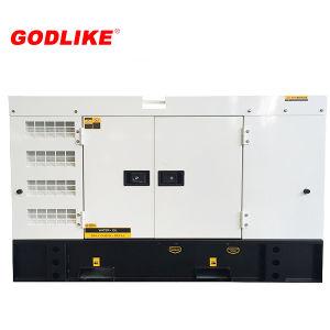 Célèbre Groupe électrogène Diesel Yanmar silencieux (45kVA/36KW)