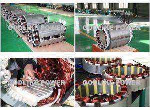 8 kVA-2500kVA trifásico sem escovas do alternador CA síncrono (JDG)