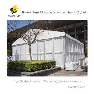 Aluminiumschutz-Kabinendach-Zelt-Festzelt der glaswand-10X10