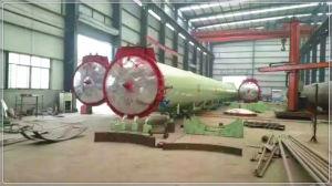 산업 공기에 쐬인 콘크리트 블록 오토클레이브 산업