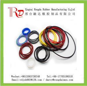 RubberO-ring van het Nitril van de Kleur NBR van de olie de Bestand Zwarte