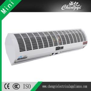 De in het groot Mini Commerciële Ventilator Van uitstekende kwaliteit van het Gordijn van de Lucht van de Deur