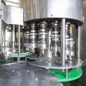 China Venta caliente 500ml botella de plástico de agua pura de la máquina de llenado de líquido