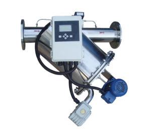 스테인리스 망사형 화면 자동적인 자동 세척 필터