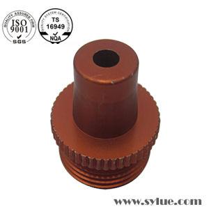 Les pièces d'usinage CNC, pièces en aluminium, les pièces métalliques, la précision de pièces de fraisage