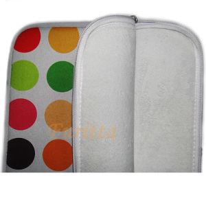 Le plein d'impression sacoche pour ordinateur portable en néoprène de protection (FRT1-133)