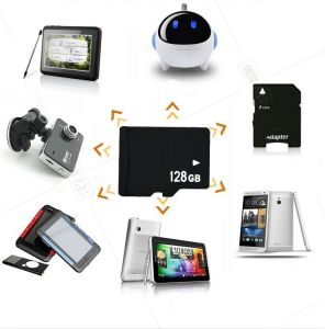 卸し売りメモリ・カードの高速の超携帯電話のカードサポートプリントロゴTFマイクロSDのカードYpf17