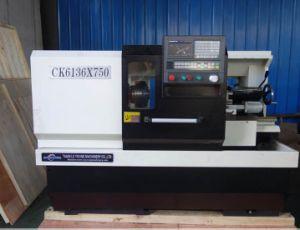 Ck6136高精度の機械化の造りCNCの金属機械
