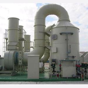 PLC het Project van de Zuiveringsinstallatie van het Gas van het Afval van de Controle voor Milieubescherming