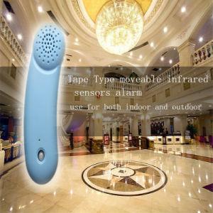 Registrabile e Moveable PIR Sensor Alarm